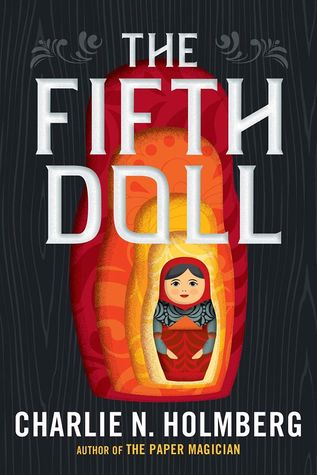 Book Review: The Fifth Doll by Charlie Holmberg: A Rug of a Tale