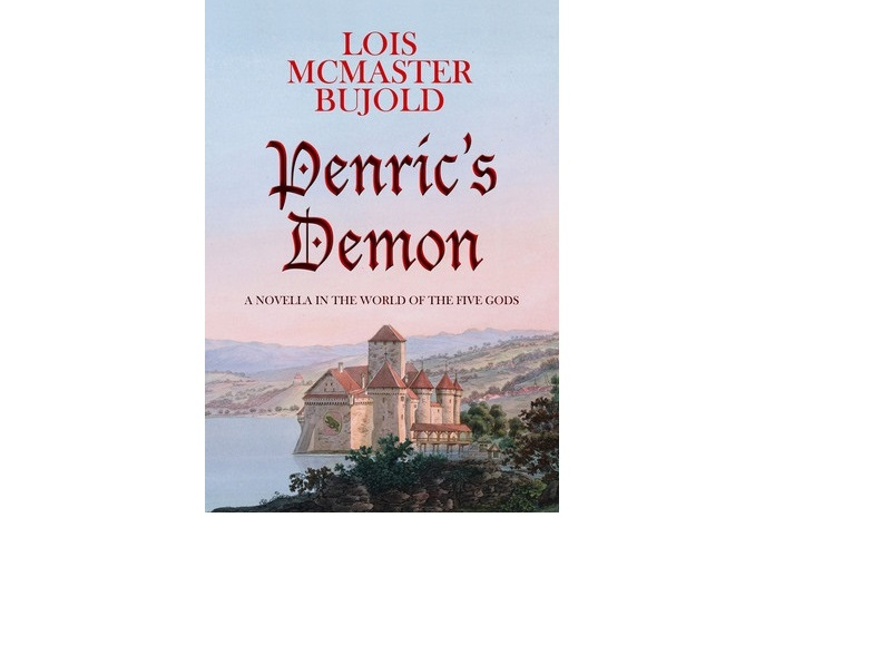 Book Reviews and Giveaways: Penric's Demon and Curse of Chalion are Must-Reads