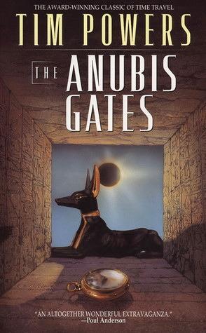 Book Review: Anubis Gates