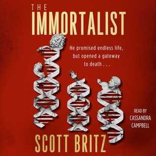 Book Review: The Immortalist, A Thrilling Read