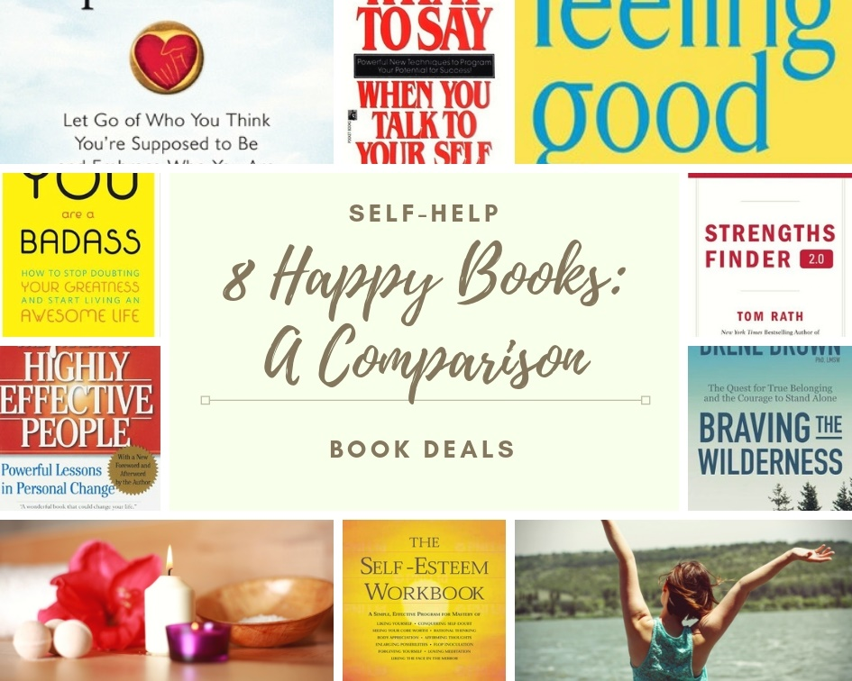 Happy Books: A Comparison