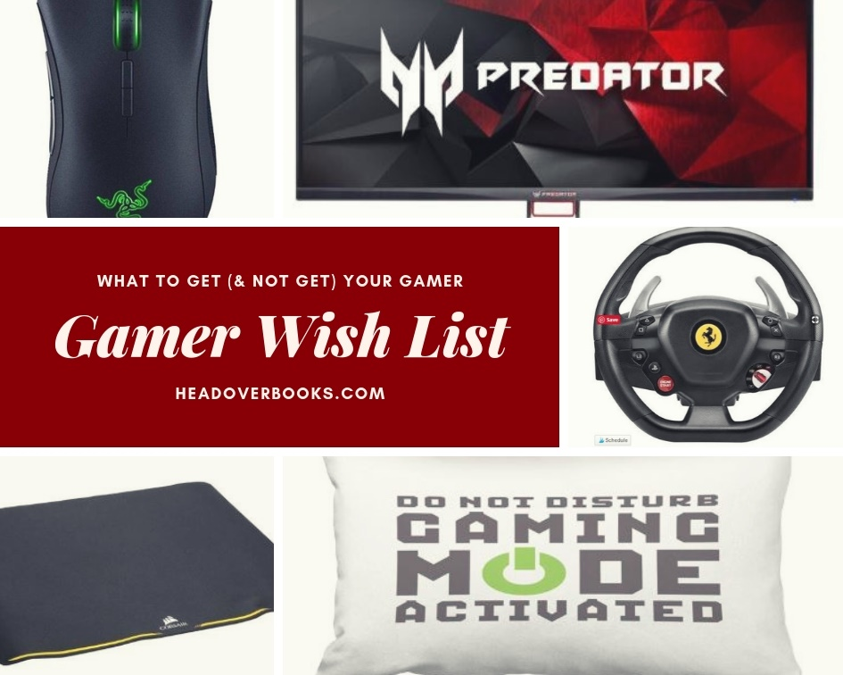 Gaming Wish List: What to Get and What Not to Get