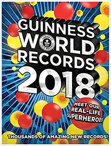 """Guinness World Records 2018"""