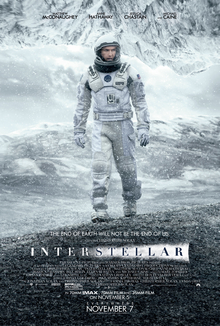 interstellar movie review astronaut walking on an icy planet
