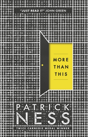 A Book That Is More Than It Seems: More Than This by Patrick Ness