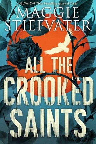 All the Featured Saints by Maggie Steifvater
