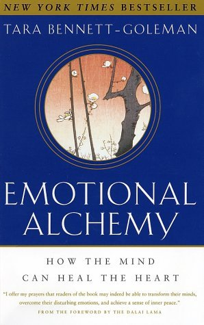 Emotional Alchemy book cover